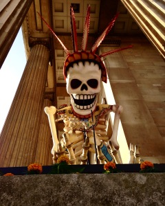 The British Museum Days of the Dead exhibition