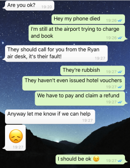 Ryanair no longer corners the market on shitty airlines